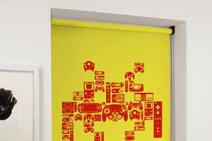 Direct Blinds has Created a Line of 8-Bit-Inspired Blinds