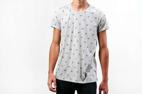 Acne Standard Heart T-Shirt
