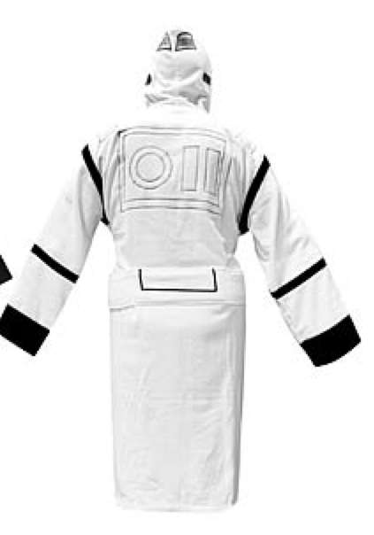 Storm Trooper Bathrobe