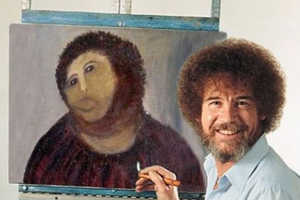 The 'Ecce Homo Restorations' are Hilarious