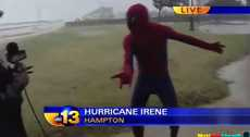 Hilarious Extreme Weather Clips
