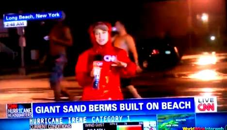 Ultimate Hurricane Reporter Fails Compilation