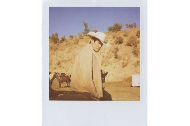 Chic Western Polaroid Captures