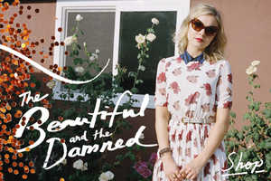 The Urban Outfitters 'Beautiful and the Damned' Lookbook is Feminine
