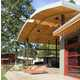 Oversized Canopy Homes - Balance Associate Architects' Party Shack is an Event Dream Place (GALLERY) 3