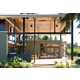 Oversized Canopy Homes - Balance Associate Architects' Party Shack is an Event Dream Place (GALLERY) 7