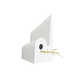 Religious Building Birdhouses - Even Birds are Spiritual in the Frederik Roije 'Holy Homes' Series (GALLERY) 4
