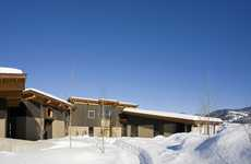 Sloped Alpine Retreats