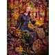 Mystical Autumn Editorials - The Elsa Brisinger for Elle Sweden Fall Shoot is Captivating (GALLERY) 3