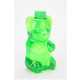 Gummi Bear Flasks - The Boozie Bear Flask is an Adorable Way to Lug Around Liquor (GALLERY) 1