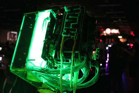 Incredible Hulk Computer Case