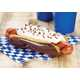 Decadent BBQ Pastries - The Chocolate Eclair Hot Dog is Strange But Delicious  1