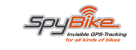 SpyBike Invisible GPS