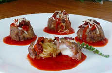 The Spaghetti in Meatballs Recipe is a Cleverly Designed Creation