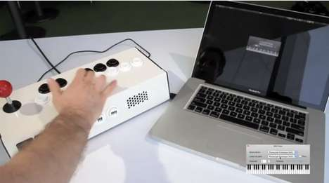 Pianocade Synthesizer
