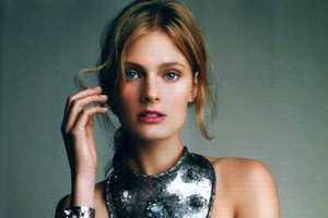 Constance Jablonski for Harper's Bazaar Australia is Elegant