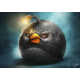 Realistic Avian App Renderings - Sam Spratt Illustrates Lifelike Versions of Angry Birds Characters (GALLERY) 3