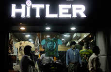 Offensive Retail Stores - The Hitler Clothing Outlet Opens in India