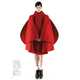 Sleek Bulbous Overcoats - The Vogue Japan A Cut Above Editorial Showcases Comfy Couture (GALLERY) 2