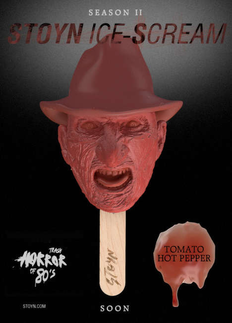 Stoyn Horror Movie Popsicles