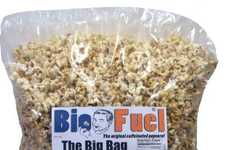 The Bio Fuel Popcorn Provides a Jolt of Energy
