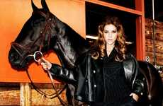42 Equestrian-Themed Editorials