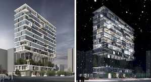 The Revolutionary Shelf Hotel Allows for Future Construction