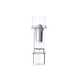Elegant Tower Glassware Purifies Tap Water for a Perfect Hydrating Drink 1