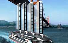 Enormous Emissionless Sailboats - The Leap to Zero Greenline Ferry Endeavors to Showcase Eco Sailing