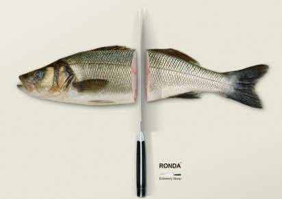 Ronda Extremely Sharp campaign