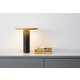 Tiny Table Lamps - The Radient Table Lamp Mimics the Surface on Which it Sits (GALLERY) 2