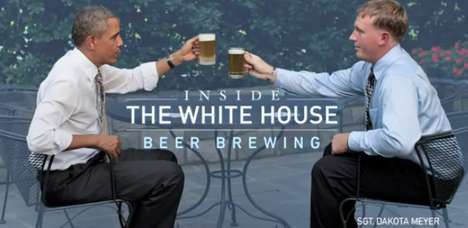 White House Beer Brew