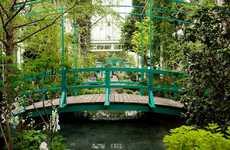Artist-Inspired Gardens - The New York Botanical Garden Painstakingly Recreates Monet's Conservatory