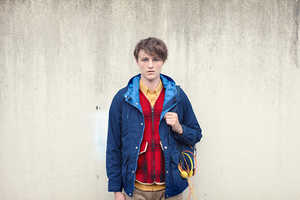 The BEAMS 2012 Fall/Winter Lookbook Has Relaxed Outerwear