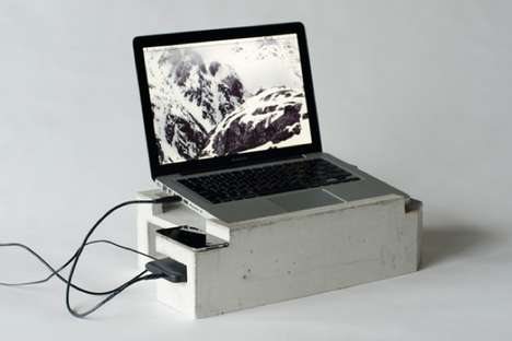 Foundation Laptop Stand