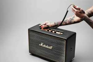The Marshall Henwell Celebrates the 50th Anniversary Their First Amp