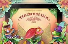 Activity-Oriented Fairytale eBooks
