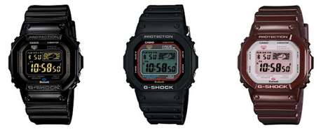 Casio G-Shock 2 Bluetooth iPhone