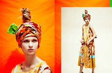 Ethnically Exotic Couture