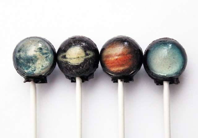 Planetary Candy Pops