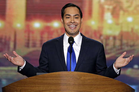 Jimmy Fallon Spoofs Julian Castro