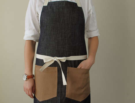Stylish Unisex Kitchen Smocks - Hedley & Bennett Aprons are for Anyone in the Kitchen