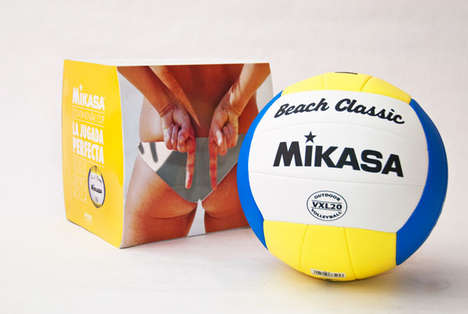 Mikasa Continental Cup Ball Packaging