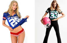 The Victoria's Secret NFL Line May Distract Guys from Watching the Game