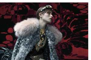 The Elle Canada October 2012 Editorial Royal Rebel has a Dark Side