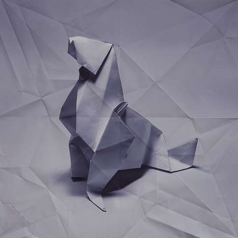 Origamis by Marc Fichou
