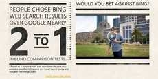 Search Engine Contests - The Bing It On Challenge Proves Google's Faults