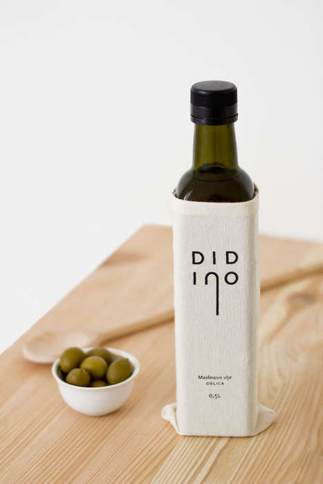 Didino Olive Oil Packaging