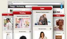 Personalized Pin-Based Retail - Zappos 'PinPointing' App Offers Suggestions Based on Pinterest Posts