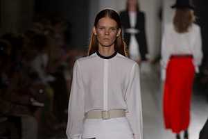 The Victoria Beckham S/S '13 Collection Exemplifies Sophisti